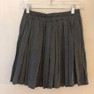 Brandy Melville Flower Skirt